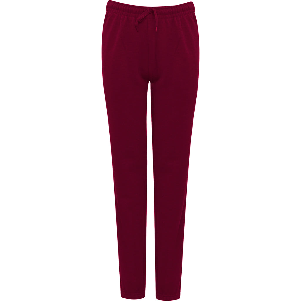 Maroon Woodbank Jog Bottoms