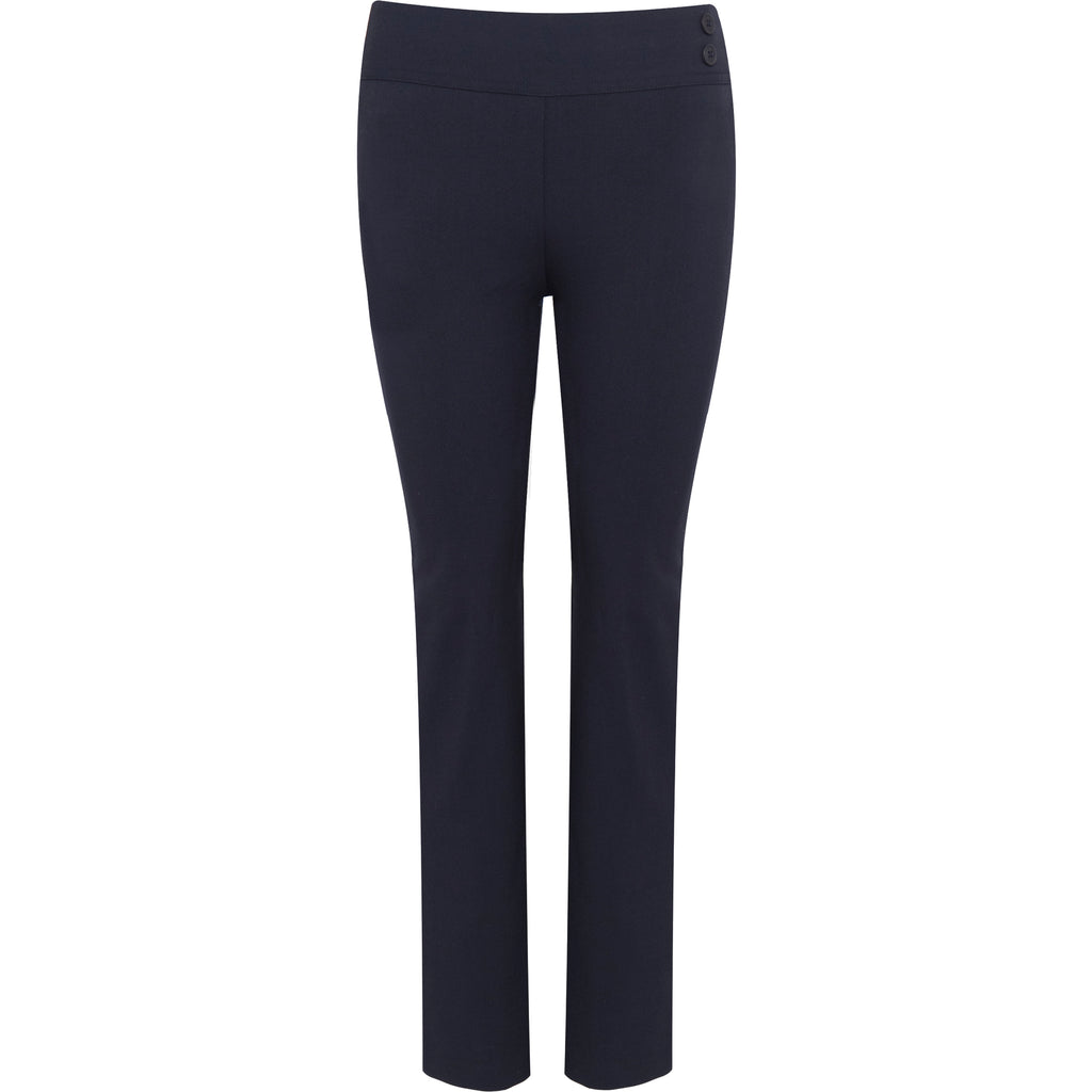 Navy Kirby Girls Trouser