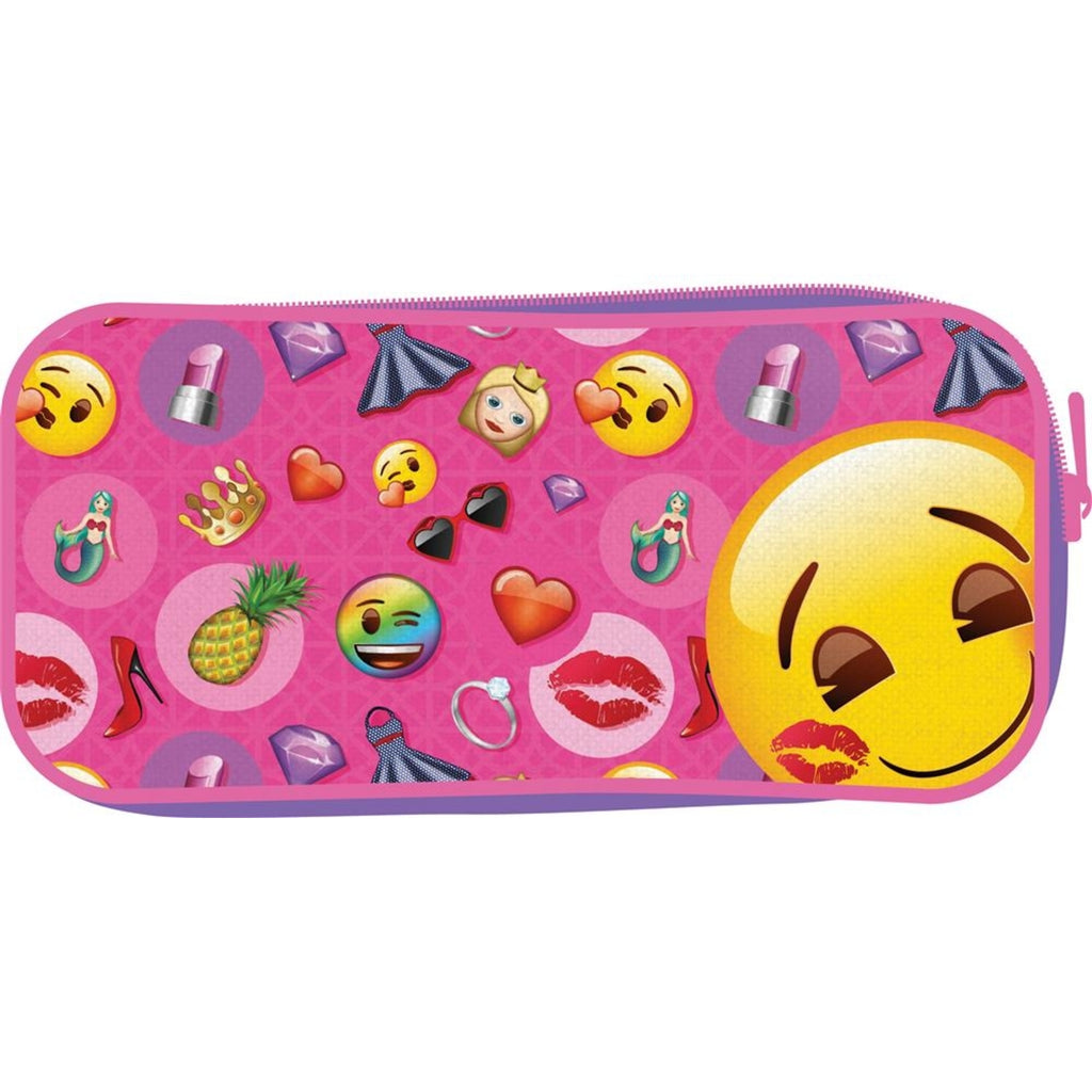 Emoji Female Premium Pencil Case EFPPC