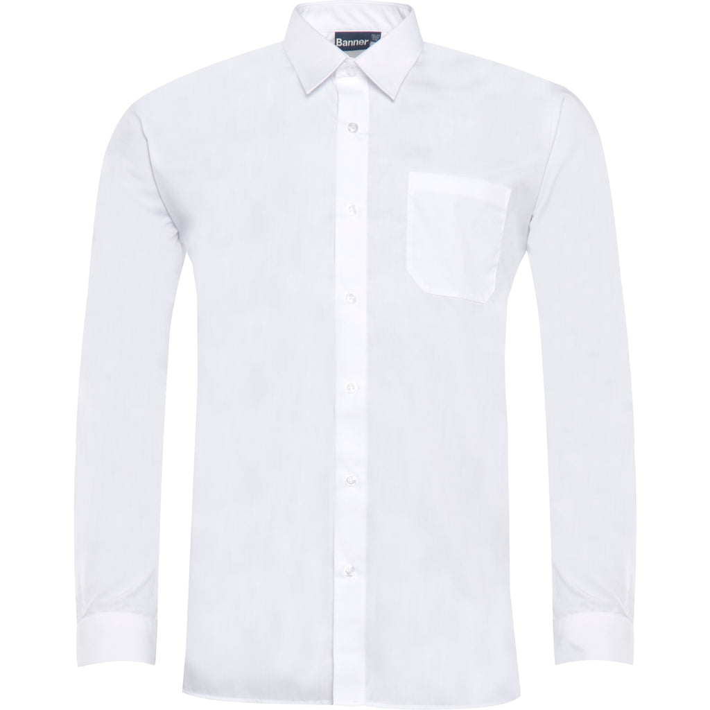 White Triple Pack Shirts