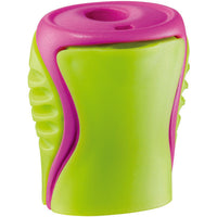 Boogy 1 Hole Canister Sharpener Assorted