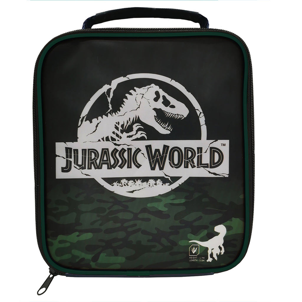 Jurassic World Lunch Bag and Bottle