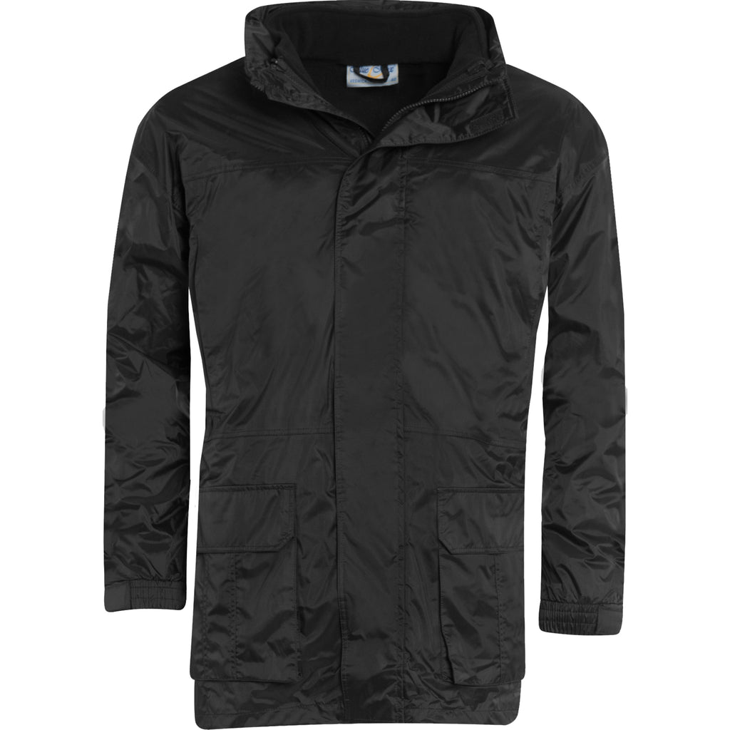 Black 3 in 1 Jacket
