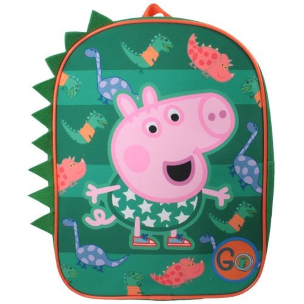 George Pig Novelty PV Backpack PEPPA00430