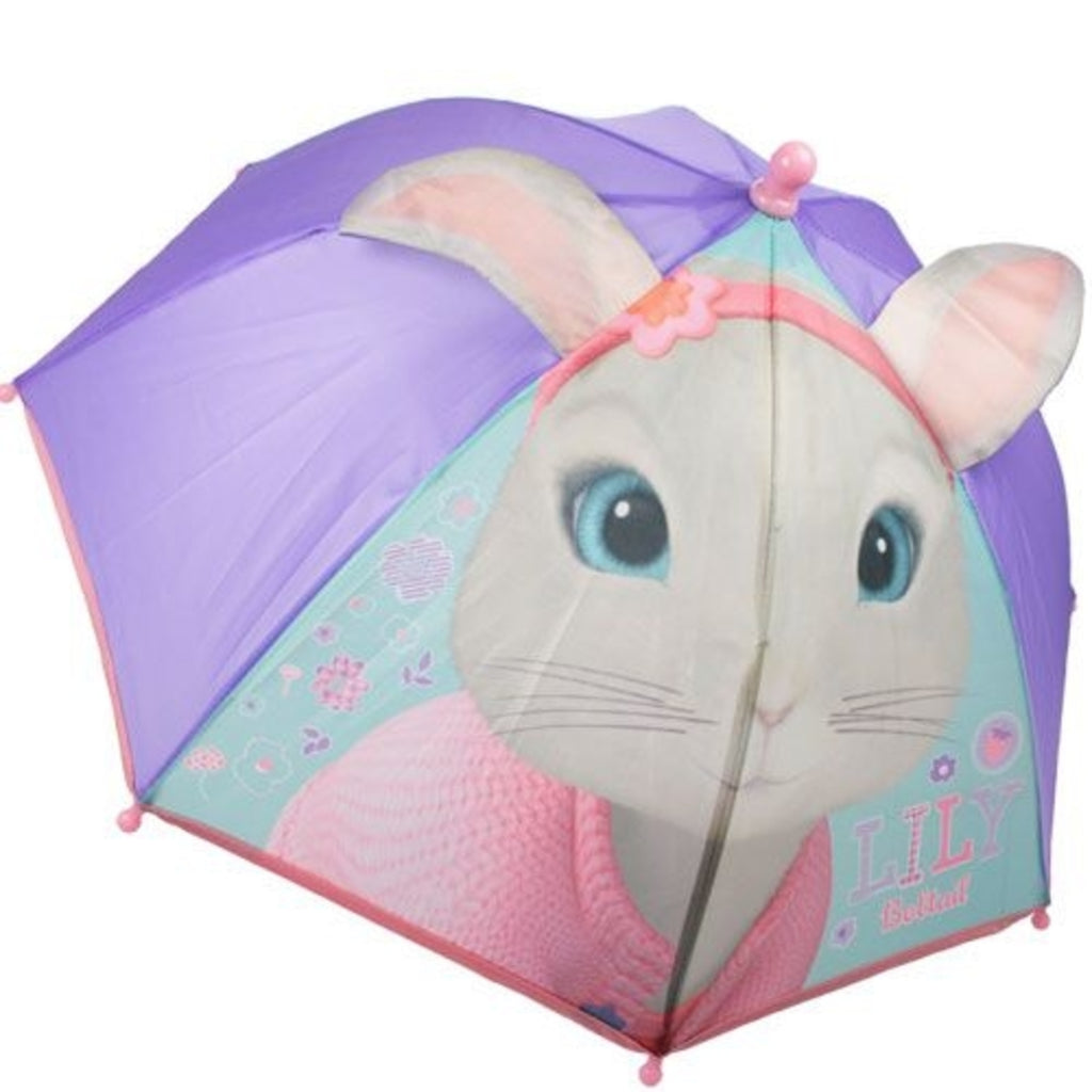 Peter Rabbit Lily Bobtail Umbrella