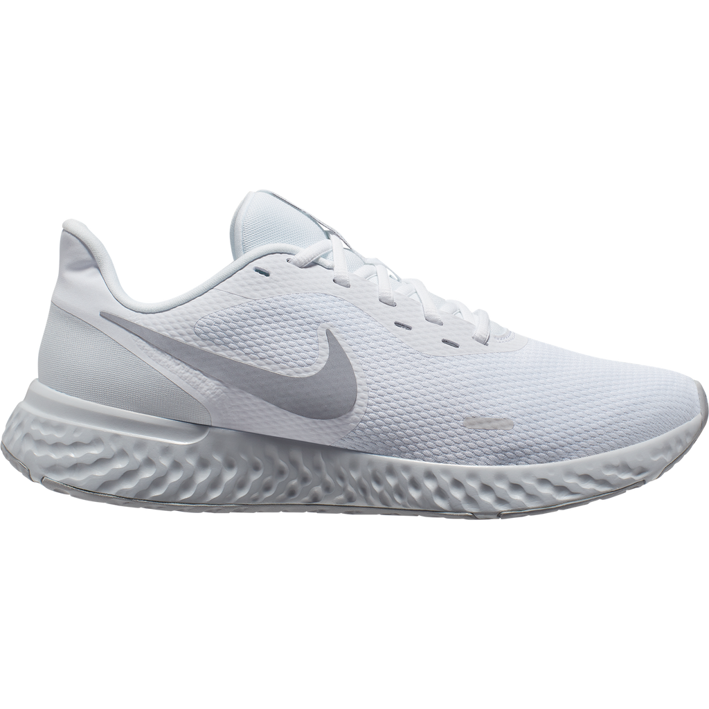 Nike Revolution 5 White/Wolf Grey