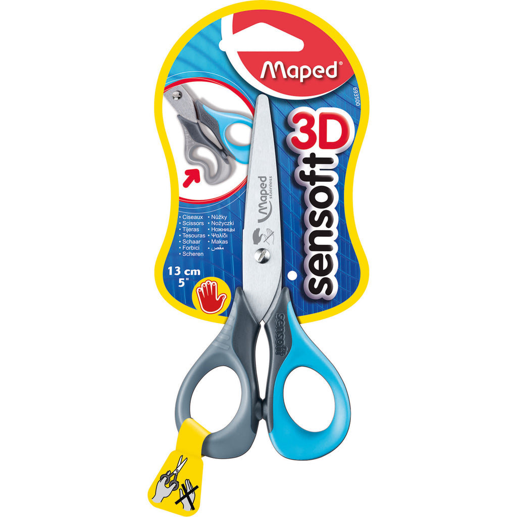 Sensoft L/H 13 3D Scissors