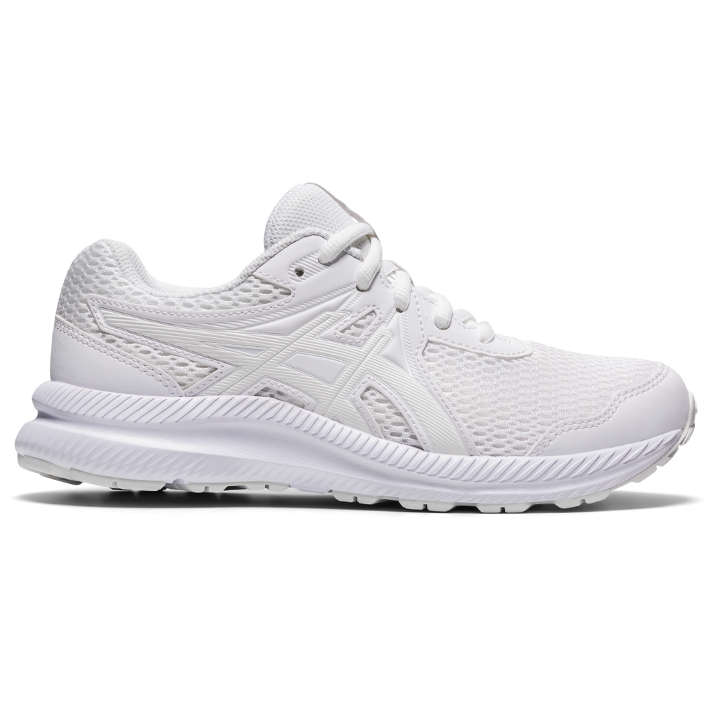 Asics Contend 7 GS Trainer White 1014A192