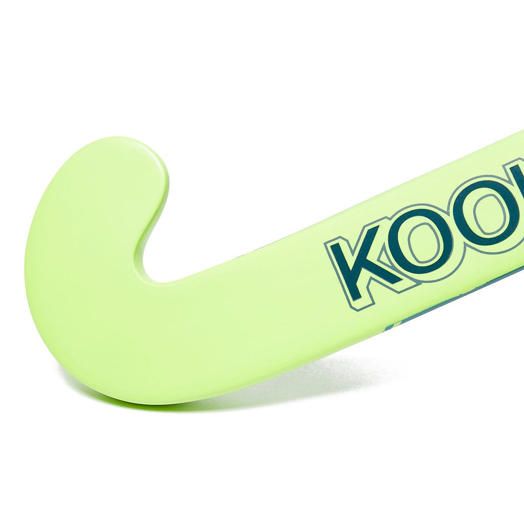 Kookaburra Gecko Hockey Stick Teal/Lime