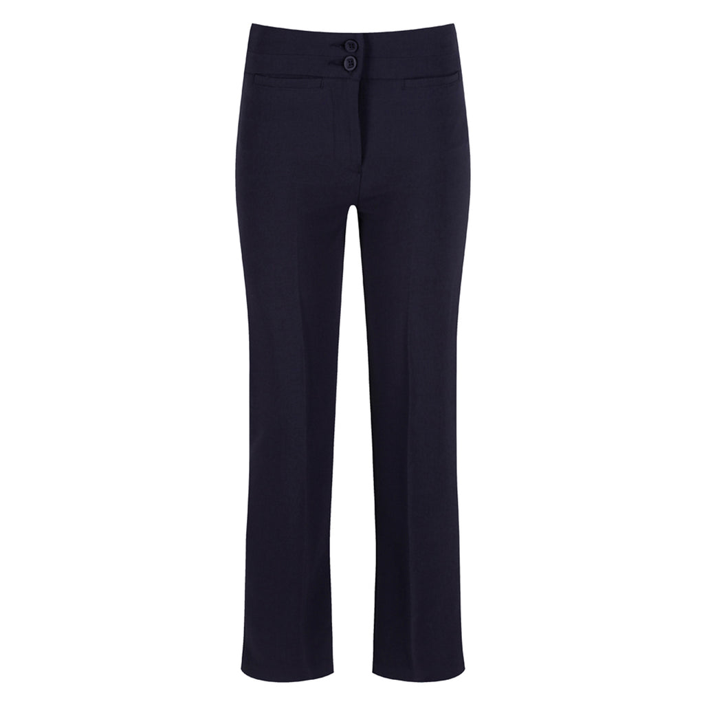 Junior Girls Navy Trousers