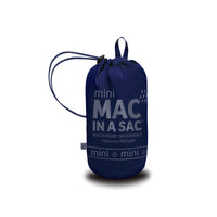 Navy Mac in a Sac 2 Kids Packaway Jacket
