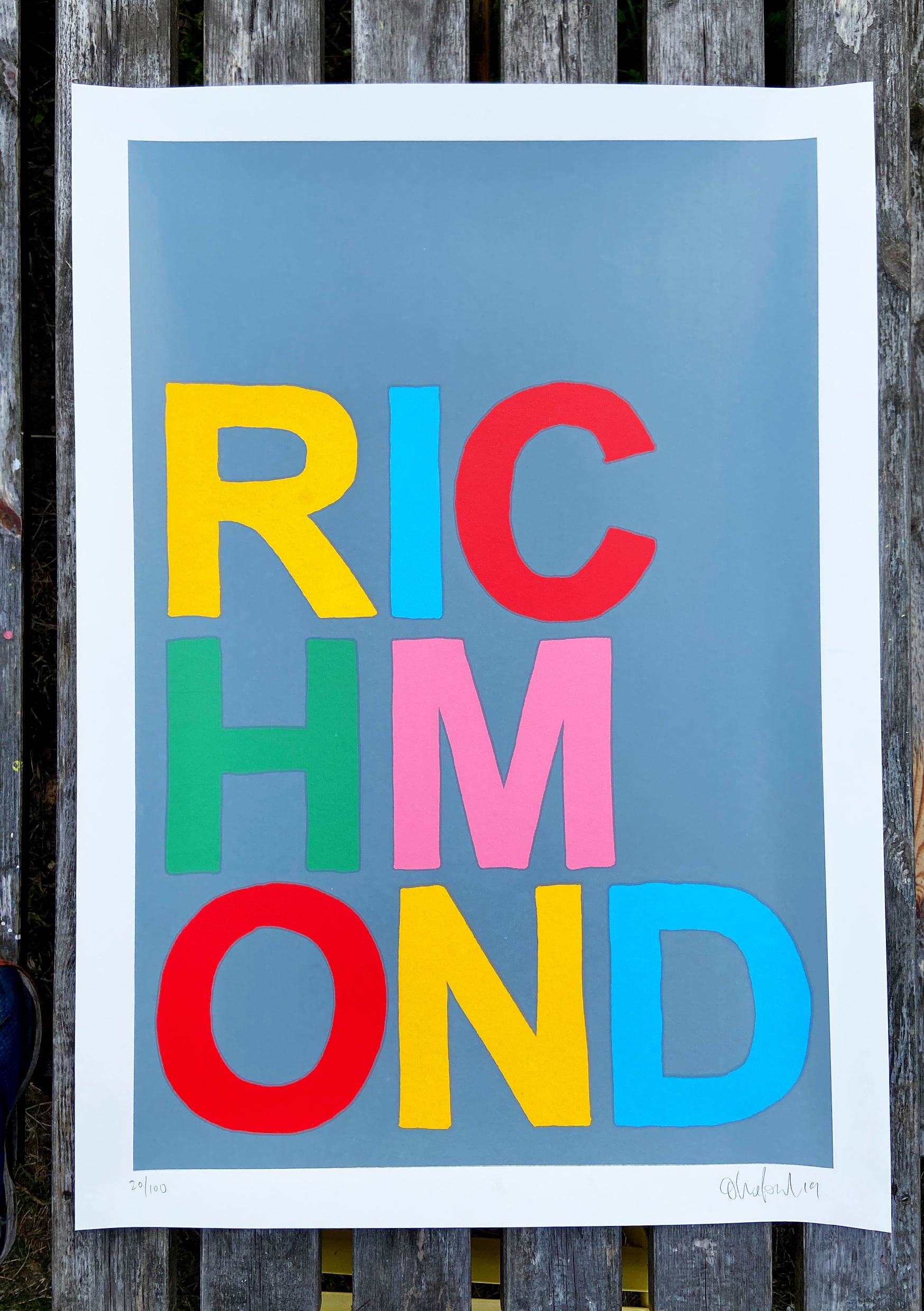 RICHMOND // £50