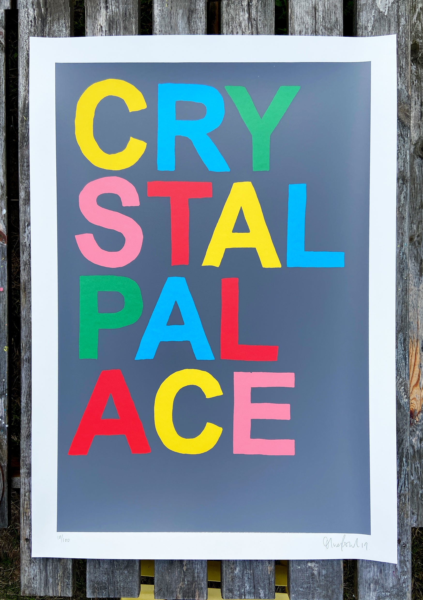 CRYSTAL PALACE // £50