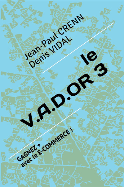 Le V.A.D.OR édition Brochée - e-Commerce - Modeles.biz