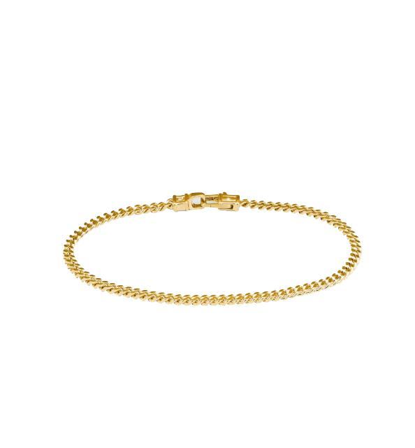 Curb Bracelet M-Tom Wood Jewelry-Bogartstore