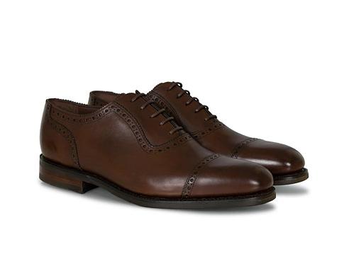 Fleet Semi Brogue-Loake 1880-Bogartstore