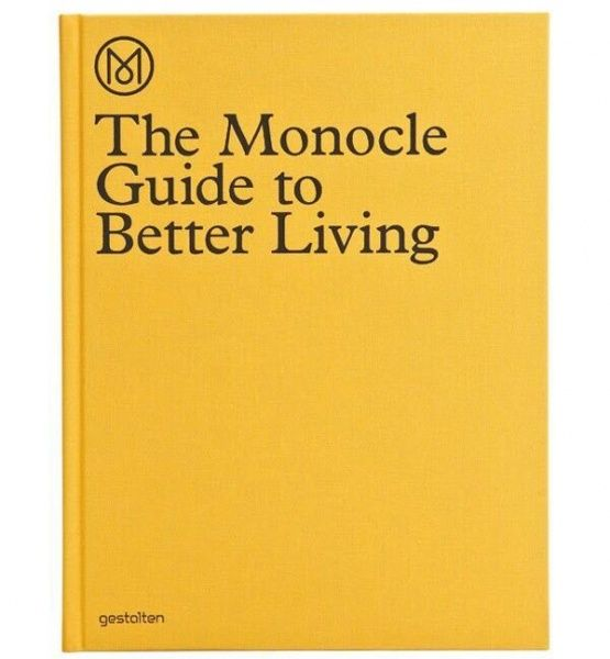 The Monocle Guide to Better Living-Life-Bogartstore