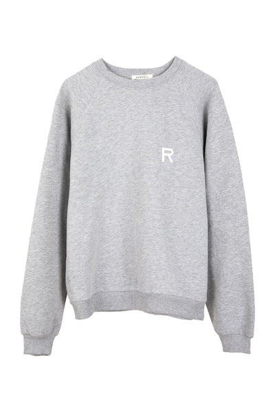 Heather grey sweatshirt-Genser-Bogartstore