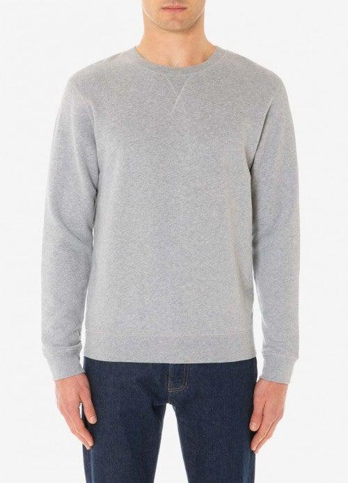 Loopback Sweatshirt-Sunspel-Bogartstore