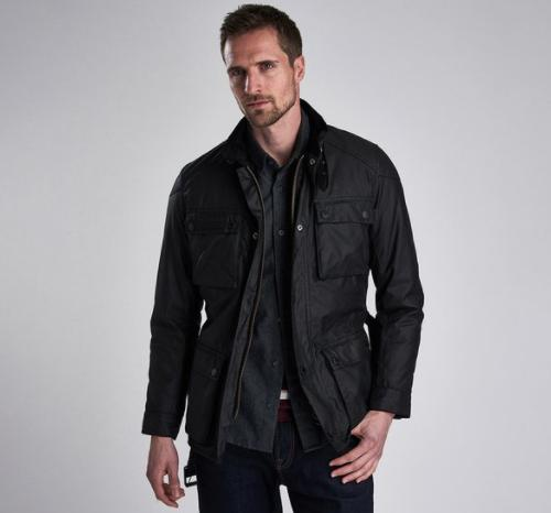 Barbour Winter International-Ytterjakker-Bogartstore