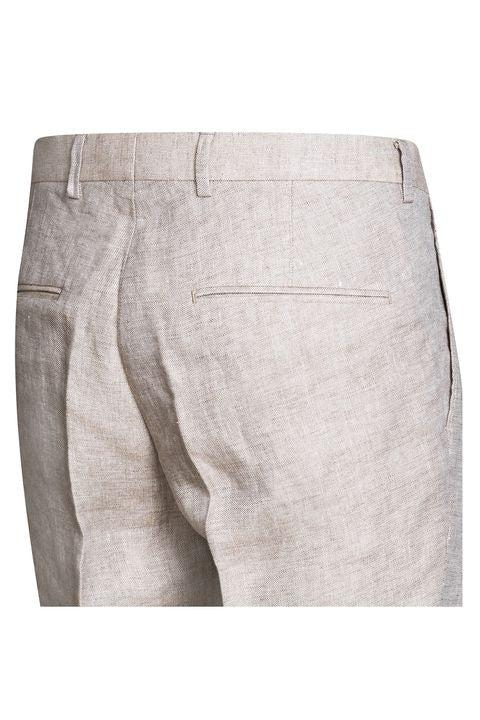 Denz Trousers Light Beige-Oscar Jacobson-Bogartstore