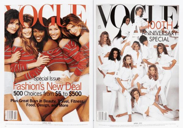 VOGUE the Covers-New Mags-Bogartstore