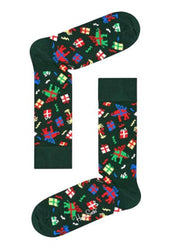 3-Pack Holiday Socks Gift Set-Sokker-Bogartstore