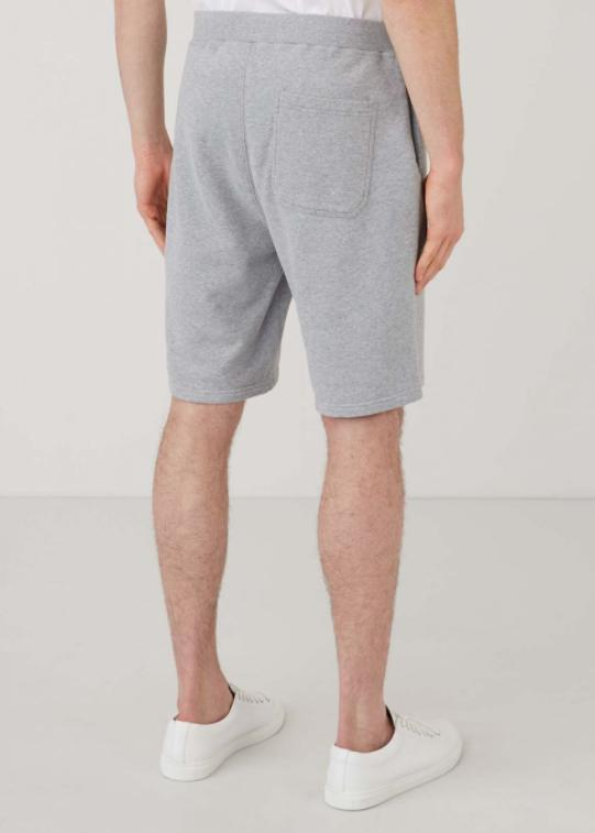 Loopback Shorts-Sunspel-Bogartstore