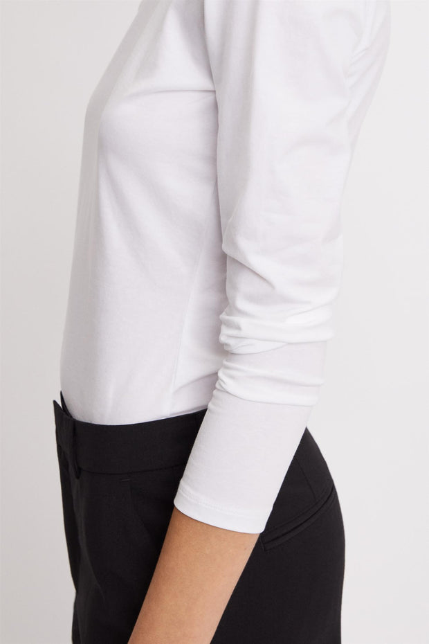 Cotton Stretch Long Sleeve-Genser-Bogartstore