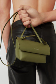 Small leather crossbody bag-Vesker-Bogartstore