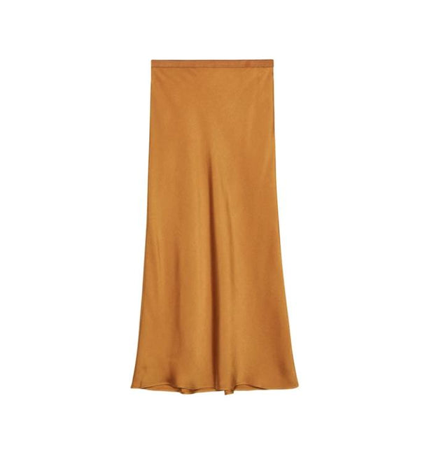 Bar silk skirt-Anine Bing-Bogartstore