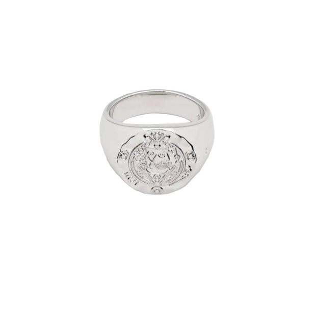 Silk coin ring-Tom Wood-Bogartstore
