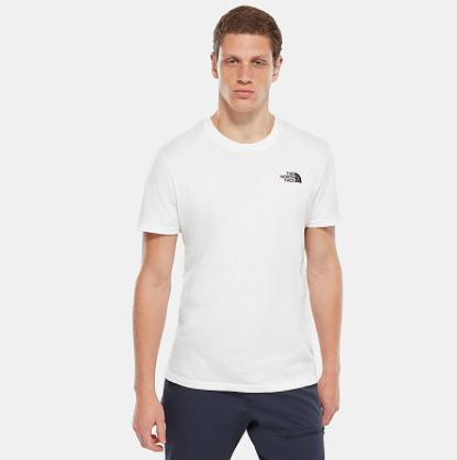 Simple dome tee-The North Face-Bogartstore