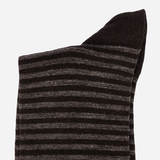 Fine Wool Small Stripes-Eton-Bogartstore