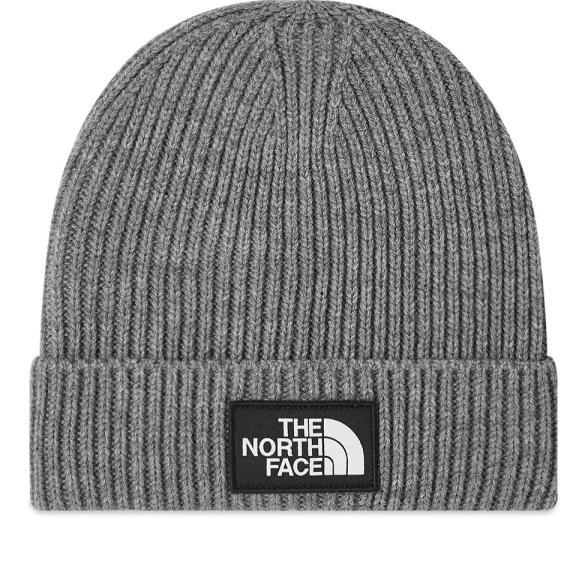 Beanie Box Logo-The North Face-Bogartstore