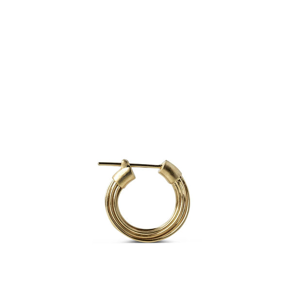 Small wire earring-Smykker-Bogartstore