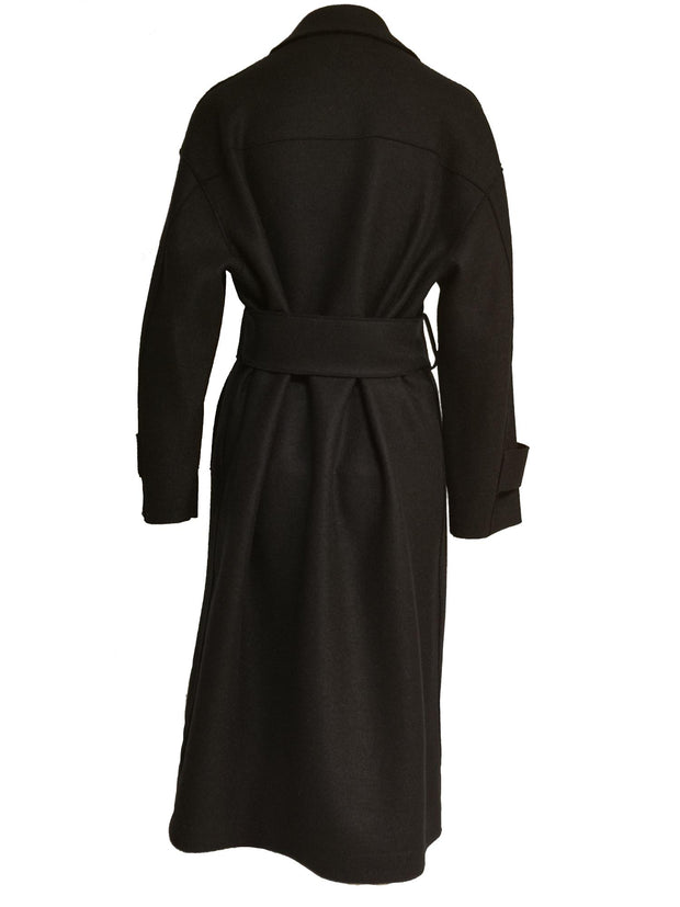 Woman oversized trench coat-Ytterjakker-Bogartstore