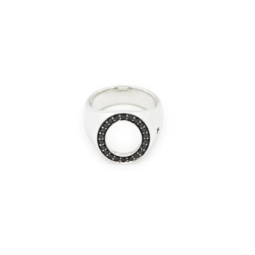 Oval Open Spinel-Ring-Bogartstore