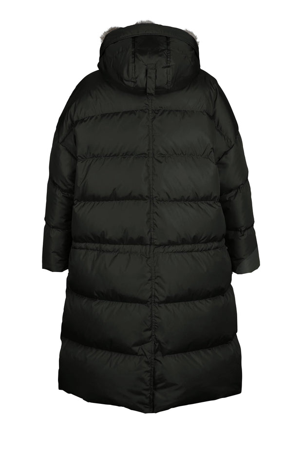 Long Oversized Quilted Down Parka-Lempelius-Bogartstore