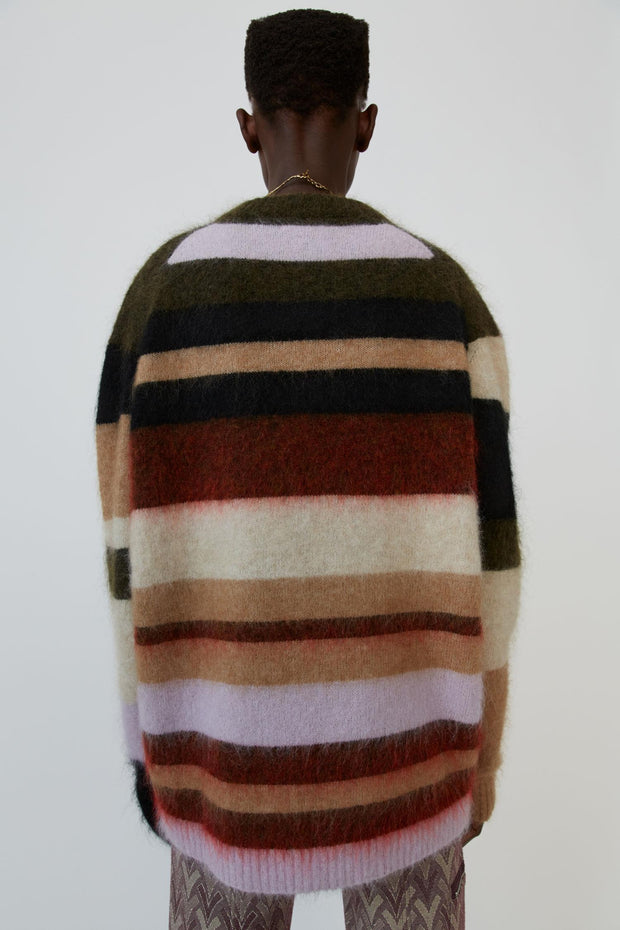 Kalbah oversized striped sweater-Genser-Bogartstore