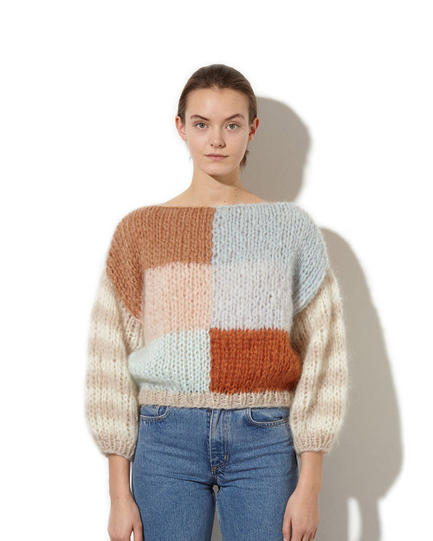 Mohair Big Sweater-Genser-Bogartstore