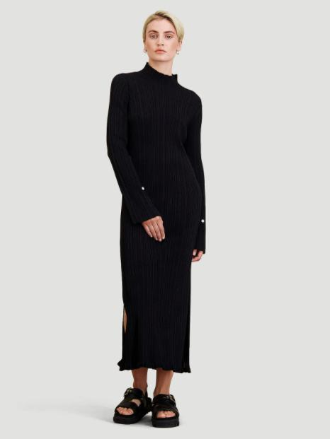 Hadeland knit dress-Kjoler-Bogartstore