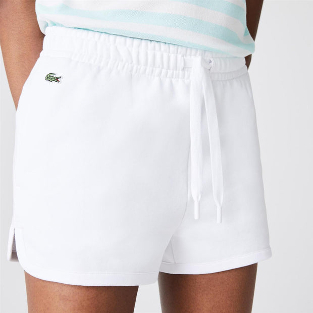 Women's Cotton Fleece Shorts-Shorts-Bogartstore