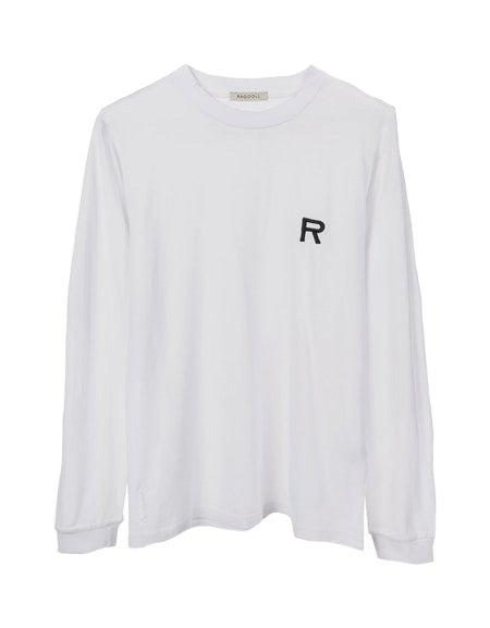 Distressed longsleeve with embroidery-Ragdoll LA-Bogartstore