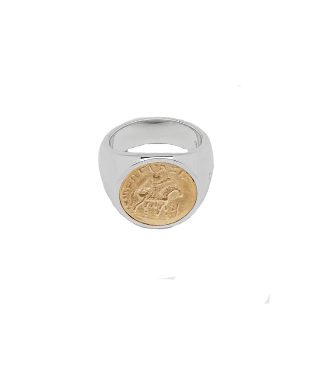 Coin ring dame-Tom Wood-Bogartstore