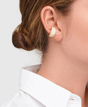 Liz Ear Cuff Gold-Tom Wood Jewelry-Bogartstore