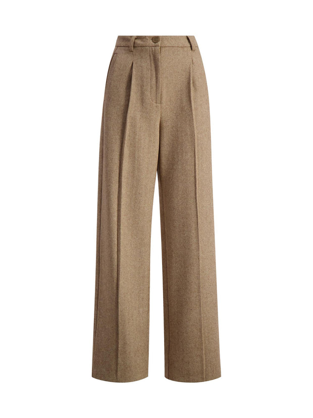 Bottomsup Wool Trousers-Bukser-Bogartstore