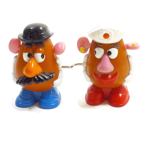 Disney Toy Story Collection Mr. And Mrs. Potato Head Doll Figure