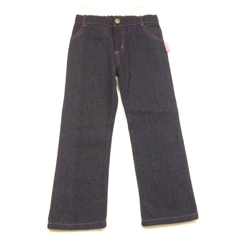 Sesame Street Girls Blue Jeans 4T