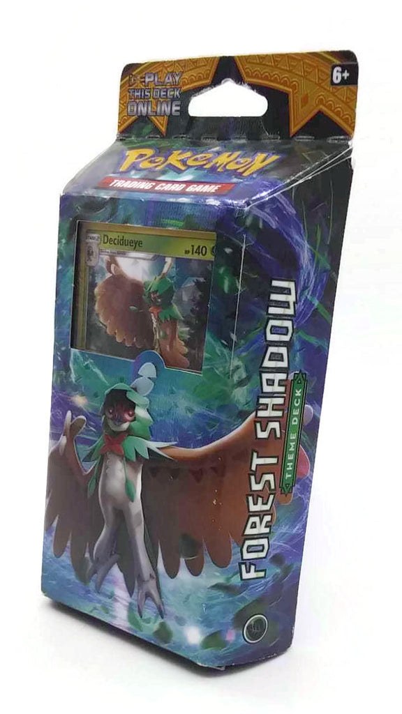 Pokemon Cards -  Sun & Moon Forest Shadow Theme Deck- NEW !